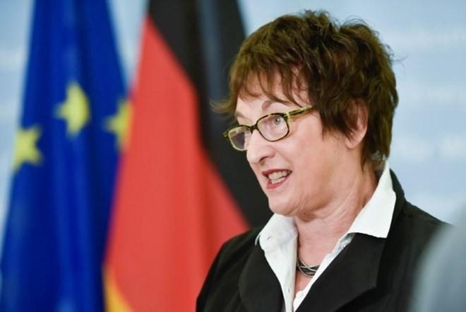 Jerman menyerukan kepada AS supaya bersama-sama berbahas dengan Uni Eropa tentang sanksi-sanksi terhadap Rusia - ảnh 1