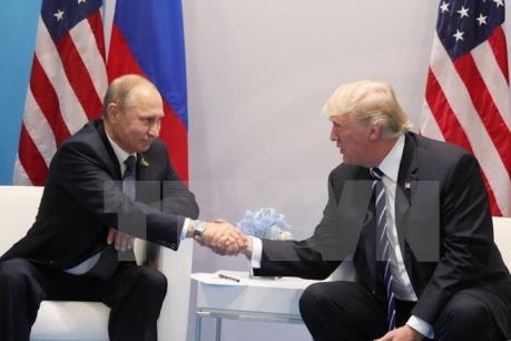AS menegaskan bersedia memecahkan sengketa dengan Rusia - ảnh 1