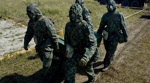 Rusia menyiapkan penghapusan sepenuhnya senjata kimia - ảnh 1