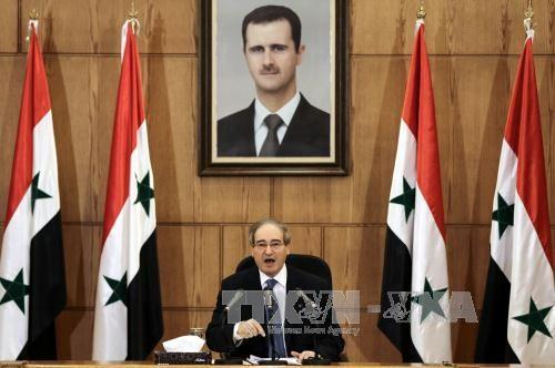Rombongan OPCW akan datang ke Suriah - ảnh 1