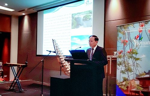 Vietnam memperhebat sosialisasi pariwisata di Australia - ảnh 1