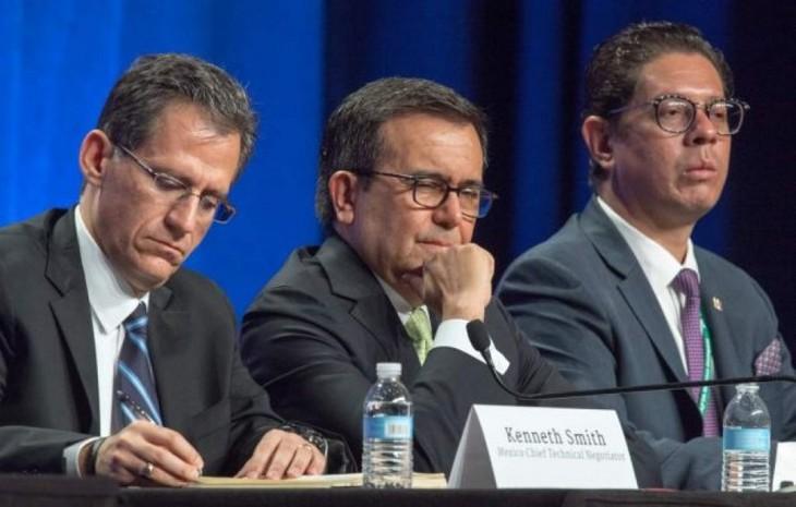 Putaran pertama perundingan kembali NAFTA berakhir - ảnh 1