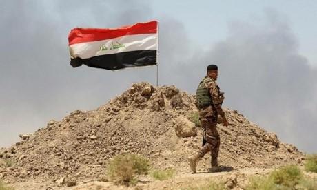 Pasukan-pasukan Irak merebut kontrol di satu desa di Tal Afar Barat - ảnh 1