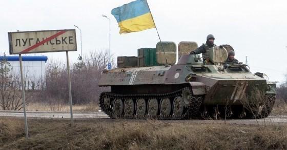 Kelompok kontak tentang Ukraina menyepakati gencatan senjata di Donbass - ảnh 1