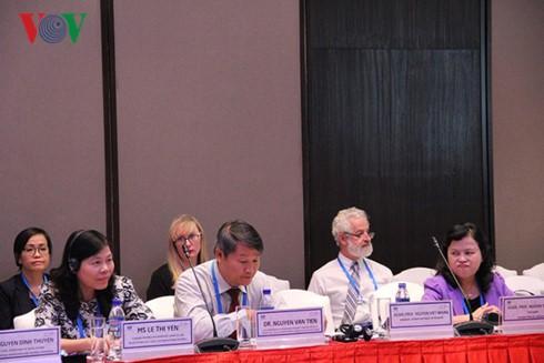 APEC (SOM3): Berbagi pengalaman meliputkan kesehatan di seluruh rakyat - ảnh 1