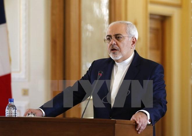 Iran berseru mengadakan pertemuan tingkat Menlu dengan Kelompok P5+1 - ảnh 1