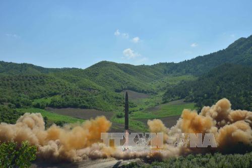 Peluncuran rudal RDRK: DK PBB mengutuk RDRK - ảnh 1