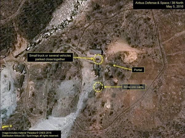 Uji coba nuklir RDRK: Republik Korea tidak menemukan zat radioaktif - ảnh 1