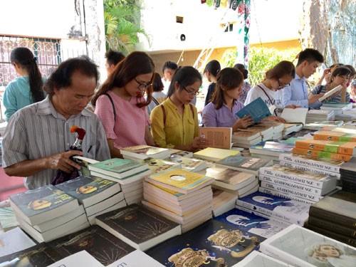 Pembukaan Festival Buku Hanoi yang keempat akan diadakan dari 22-26/9/2017 - ảnh 1