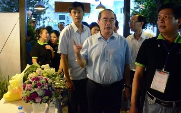Kota Ho Chi Minh berfokus membangun zona industri baru untuk badan usaha start-up - ảnh 1
