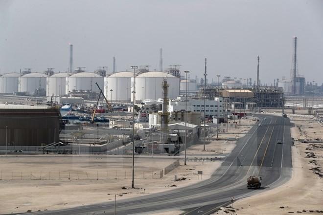 Ketegangan diplomatik di kawasan Teluk: Negara-negara yang bersangkutan juga menderita akibat tentang ekonomi - ảnh 1