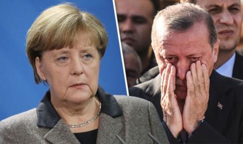 Hubungan Jerman-Turki terus menjadi tegang - ảnh 1