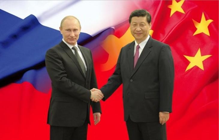 Tiongkok dan Rusia memperhebat kerjasama bilateral - ảnh 1