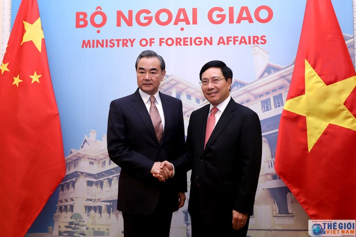 Vietnam dan Tiongkok sepakat memperkuat kerjasama di banyak segi - ảnh 1