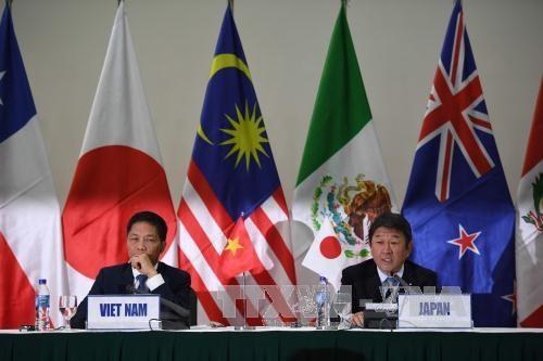 TPP-11 disebut nama baru ialah Perjanjian Kemitraan Komprehensif dan Maju Trans Pasifik (CPTPP) - ảnh 1