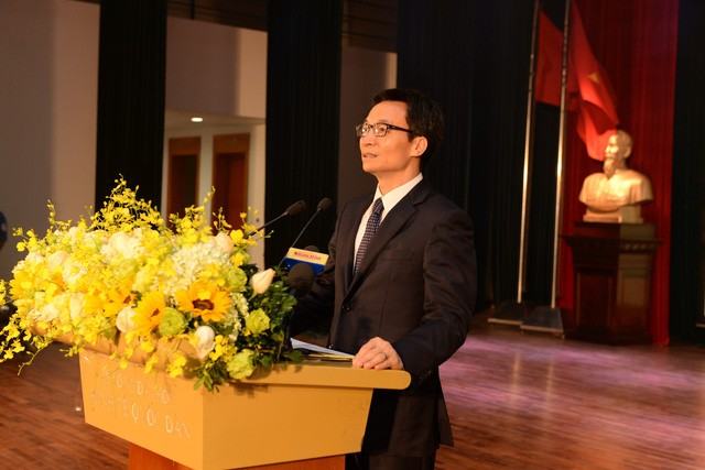 Deputi PM Vietnam, Vu Duc Dam: Pelatihan Doktor harus mengutamakan  kualitas - ảnh 1