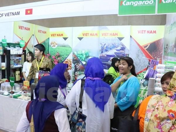 Vietnam berpartisipasi pada Pekan Raya Internasional SIAL Interfood 2017 di Indonesia - ảnh 1