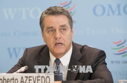 WTO memperingatkan peningkatan ketegangan dagang antara AS dan para sekutu-nya - ảnh 1