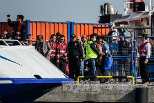 欧盟与土耳其达成的移民协议带来什么希望? - ảnh 1