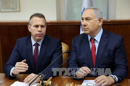 以色列首次承认打击真主党 - ảnh 1