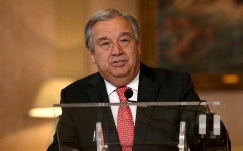 联合国新任秘书长安东尼奥·古特雷斯:2017年把和平置于首位 - ảnh 1