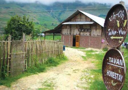 老街省沙坝镇注重发展家庭寄宿社区旅游模式 - ảnh 1