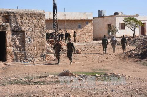 """土耳其军队击毙多名叙利亚""""伊斯兰国""""恐怖分子 - ảnh 1"""