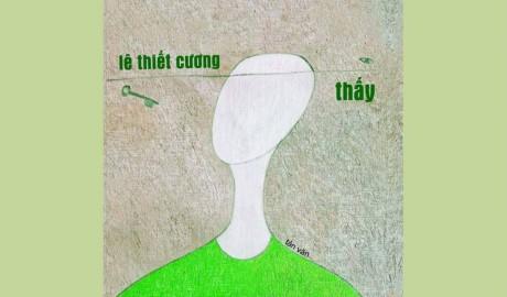 画家黎铁钢的第一本书《看》正式出版 - ảnh 1