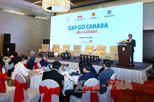 越南和加拿大加强有效务实持续合作 - ảnh 1