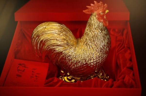 鸡年谈鸡 - ảnh 1