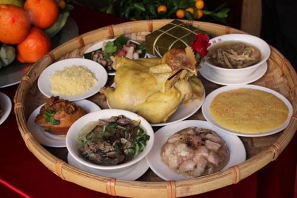 台湾的越南媳妇通过年味十足的家宴维护越南民族特色 - ảnh 1