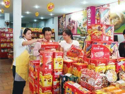 国货占领越南丁酉春节市场 - ảnh 1