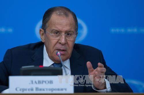 俄罗斯愿与美国实现关系正常化 - ảnh 1