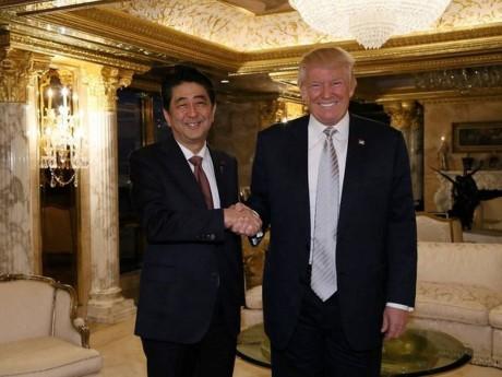日本和美国考虑于2月举行首脑会谈 - ảnh 1