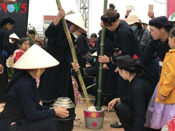 """独具特色的西原""""越北民间文化节"""" - ảnh 1"""