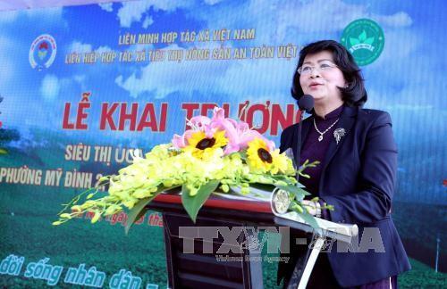 保障食品卫生安全将有助于建设可持续发展的越南农业 - ảnh 1
