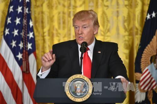 美国总统特朗普暂缓颁布新移民行政令 - ảnh 1