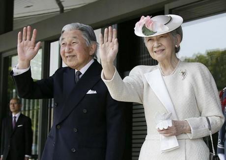 日本天皇和皇后访越是历史性事件 - ảnh 1