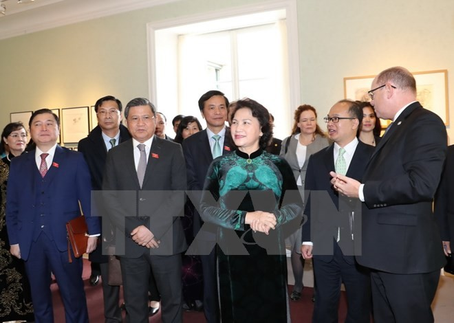 瑞典将越南视为其在东南亚的重要伙伴 - ảnh 1