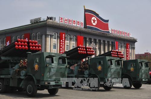 朝鲜半岛紧张局势升级 - ảnh 1