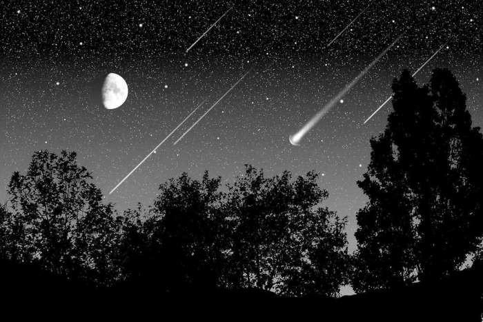 在越南可观测天琴座流星雨 - ảnh 1