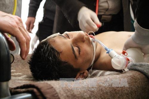 叙利亚军方愿意停火 调查化武袭击 - ảnh 1