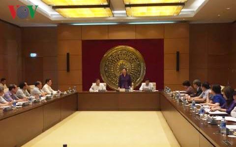 越南筹备议联亚太地区专题会议 - ảnh 1