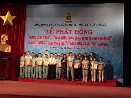 2017年工人月:越南有关部门继续关心照顾工人生活 - ảnh 1