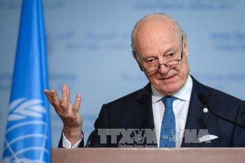 叙利亚问题日内瓦和谈即将重启 - ảnh 1