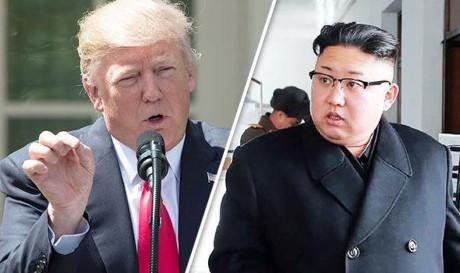 美国总统特朗普不排除会见朝鲜领导人金正恩的可能 - ảnh 1