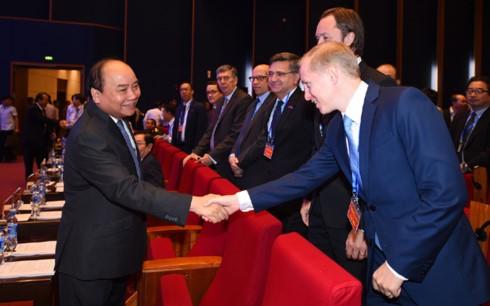 越南政府希望企业坦率提出意见 - ảnh 1