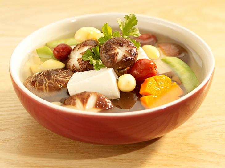 越南人的吃斋习惯及其在生活中的好处 - ảnh 2