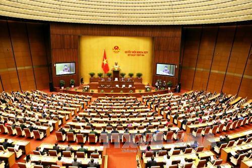 越南国会致力于提高立法质量 - ảnh 1