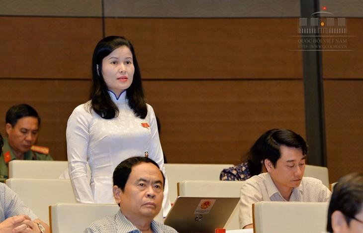 越南国会讨论发展旅游的措施 - ảnh 1